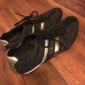 👀Coach Jayme tennis shoes